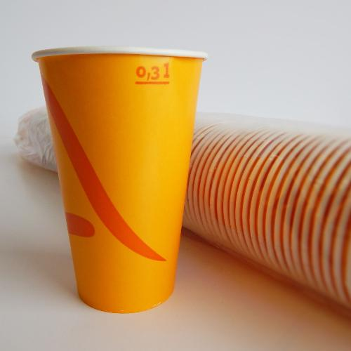 PYRAMID PAPER MIXING CUP - 100 PACK