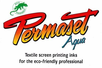 Permaset Water Based Colours