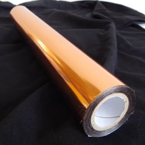 BRONZE TEXTILE FOIL - 305mm x 25m ROLL
