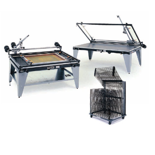 NATGRAPH HAND TABLES & DRYING RACKS