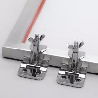TABLE TOP SCREEN HINGE CLAMPS - SET OF 2