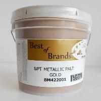 RUTLAND NPT METALLIC PALE GOLD