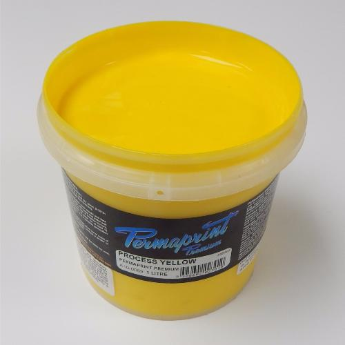 PermaPrint Premium - Process Yellow - 1L