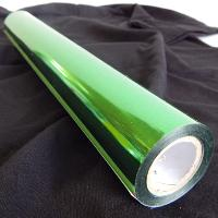 GREEN TEXTILE FOIL - 305mm x 25m ROLL