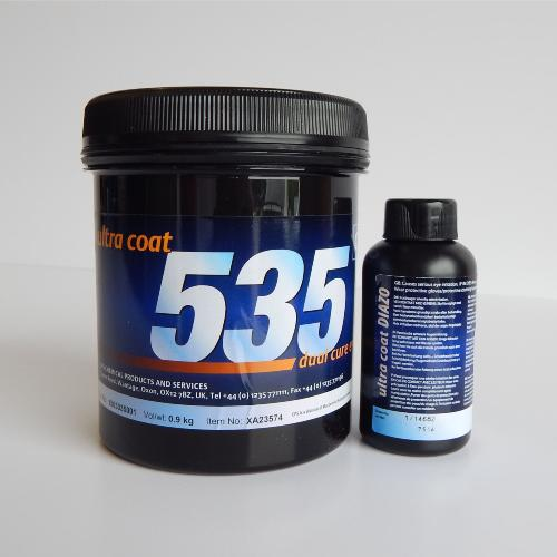 CPS ULTRACOAT 535 DUAL CURE EMULSION