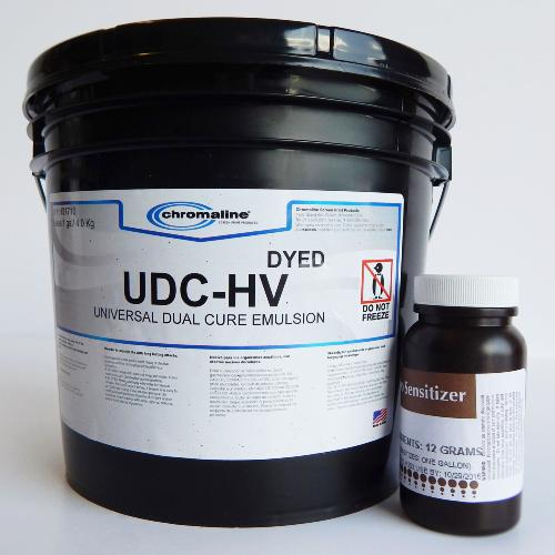 CHROMALINE UDCHV DUAL CURE EMULSION