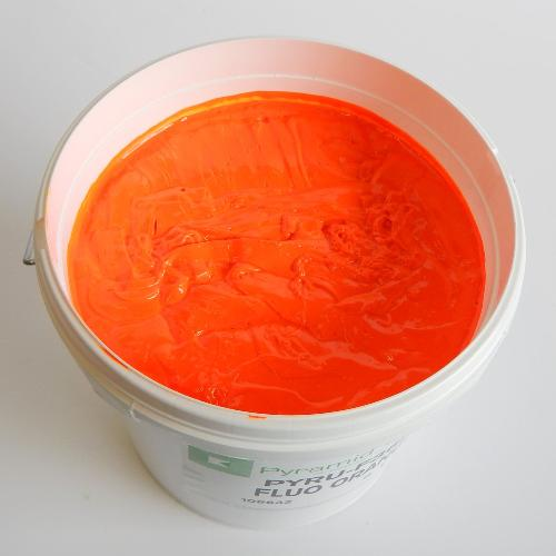 PYRAMID FLUO ORANGE