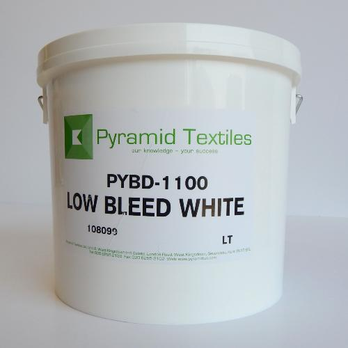 PYRAMID LOW BLEED WHITE
