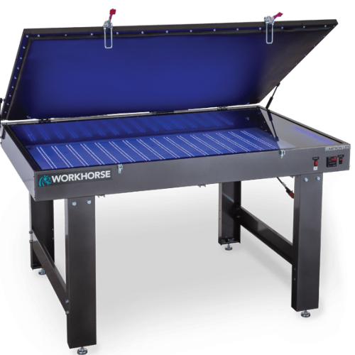 WORKHORSE LED Screen Printing Exposure Unit