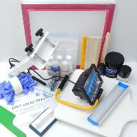 T Shirt Screen Printing Starter Kit 2000