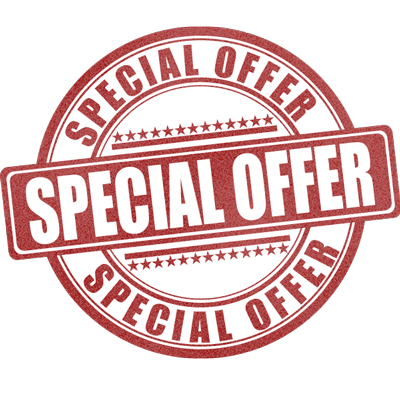 SPECIAL OFFERS & BEST BUYS