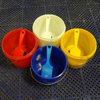 CPS SCREEN ROOM CLEANING BUCKETS