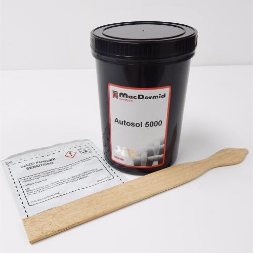 AUTOSOL 5000 SCREEN EMULSION