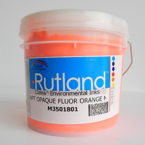 RUTLAND M3 NPT HO FLUO ORANGE