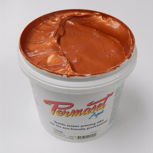 PermaSet Aqua - Metallic Copper - 1 L