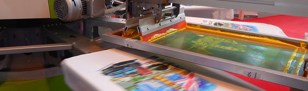 Screen Printing Machines | Tables & Carousels | Pyramid UK